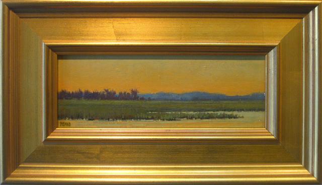 , 'Orange Sunset,' 2011, BoxHeart