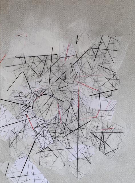 , 'Mapping Infinity, Chart #7,' 2017, Gallery Elena Shchukina