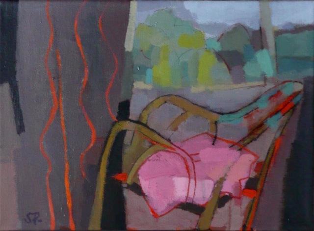 , 'Le Repos,' 2017, Susan Eley Fine Art