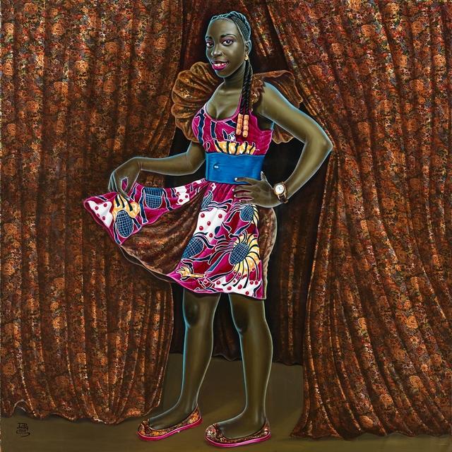 , 'La mannequine,' 2015, Magnin-A