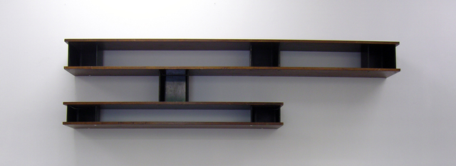 Charlotte Perriand, 'Asymetric bookshelves', 1958-1960, Jousse Entreprise