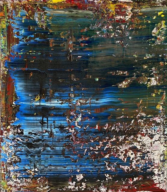 Gustav Hjelmgren, 'Untitled', 2021, Painting, Oil on canvas, Galleri Duerr