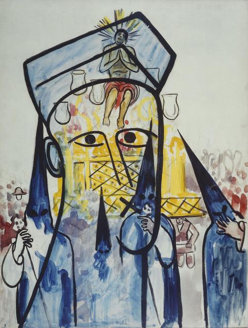 , 'SEVILLE,' ca. 1927, Galerie des Modernes