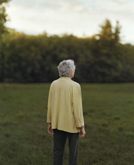 Bill Jacobson, 'Figure Ground #84', 2016, Robert Klein Gallery