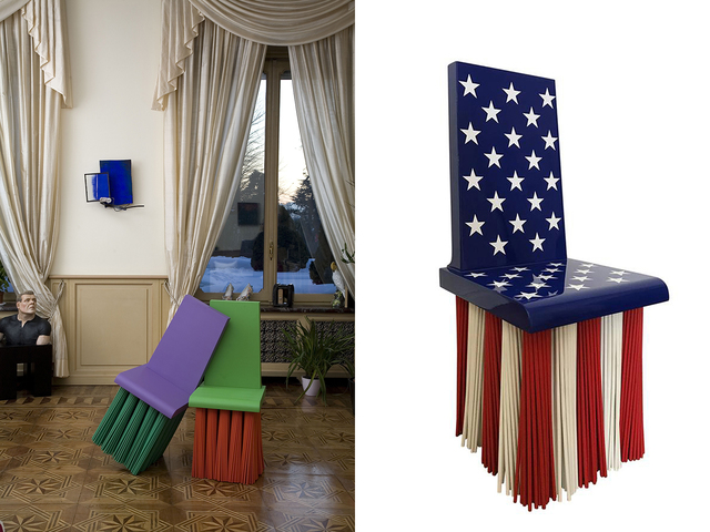 , 'Maltina Chair, 'Without sense' Collection.,' 2011, 11 [HH] Art Gallery