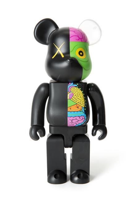 KAWS, 'Dissected Companion', 2010, Sculpture, Painted cast vinyl, Julien's Auctions
