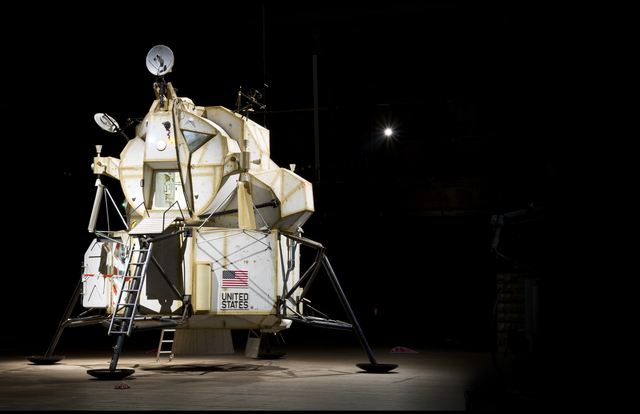 , 'Landing Excursion Module,' 2007-2012, Tom Sachs Studio