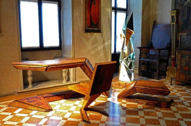 , 'Wood Desk Set,' , Galleria Rossana Orlandi