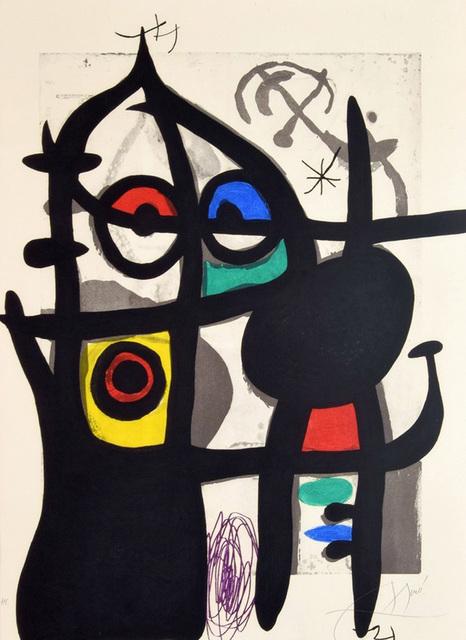 , 'La Captive,' 1969, New River Fine Art