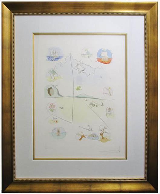 Salvador Dalí, 'Frontispiece ', 1973, Elliott Gallery