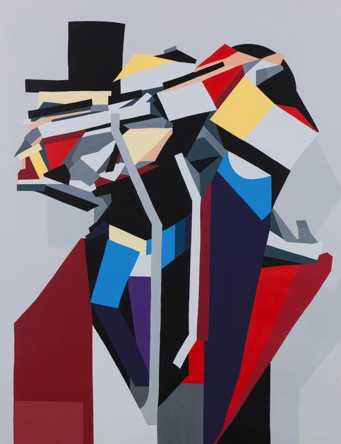 , 'Melt,' 2017, Mirus Gallery