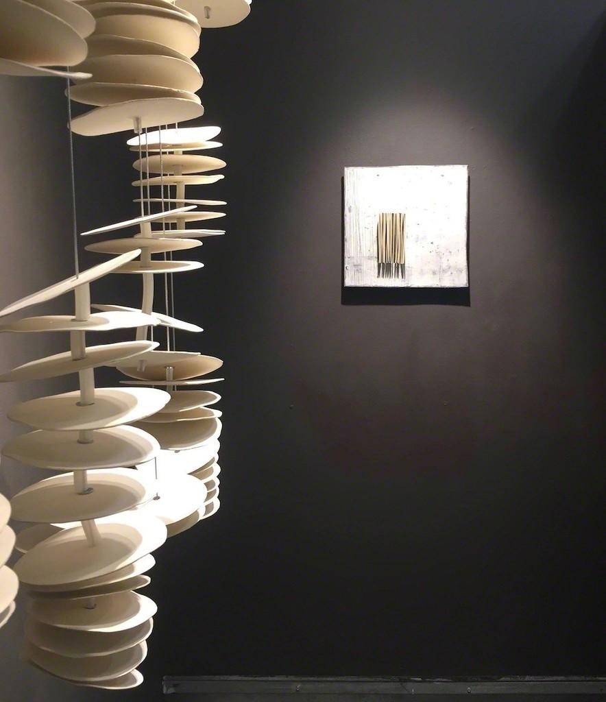 Lori Katz, installation view, 2016