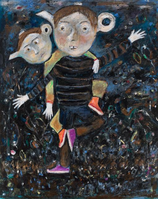 Ellen Gronemeyer, 'two for two', 2017, Anton Kern Gallery