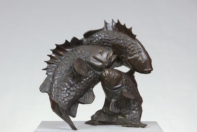 , 'Fish,' ca. 1915, Brun Fine Art