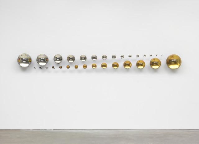 , 'Leaving and Returning,' 2015, Tanya Bonakdar Gallery