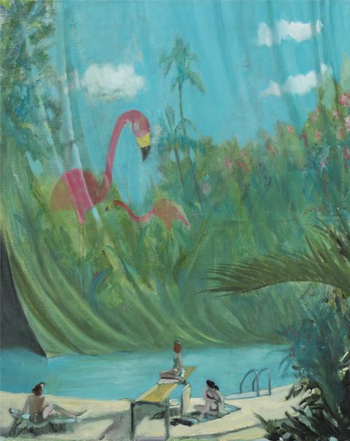 Danilo Buccella, 'Flamingos ', 2019, Federico Luger (FL GALLERY)