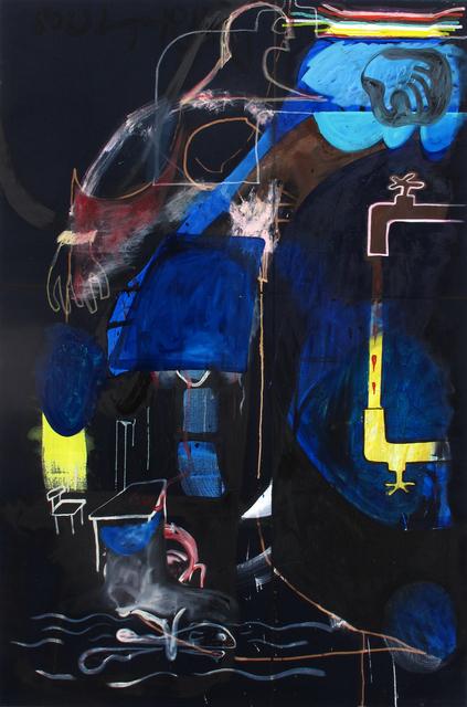 , 'Soul Train,' 2016, The Dot Project