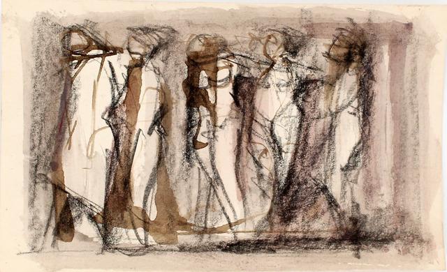 Monari, 'Entrando em Cena  |  Getting on Stage', 2013, Galeria Canoa