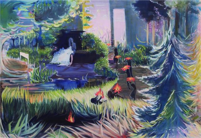 akiko ueda, 'In Another Season', 2013, Yuka Tsuruno Gallery
