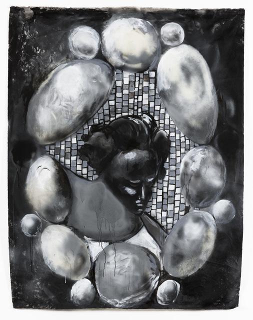 , 'Design for a Portrait Jewel (Daniel) ,' 2015, Murray White Room
