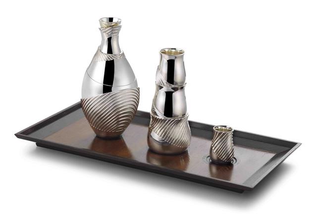 , 'Sake Set,' London-2013, Liang Yi Museum