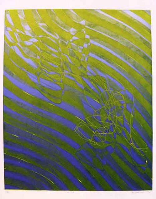 Stanley William Hayter, 'The Fall', 1974, Kunzt Gallery