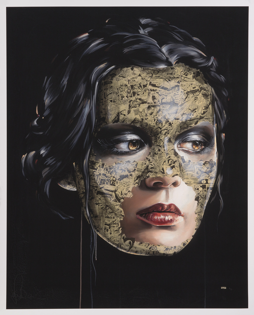 Sandra Chevrier, 'Tears Sting In His Eyes For Her World', 2014, Julien's Auctions