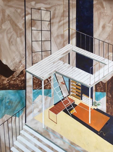 , 'Mezzanine View,' 2016, Arusha Gallery