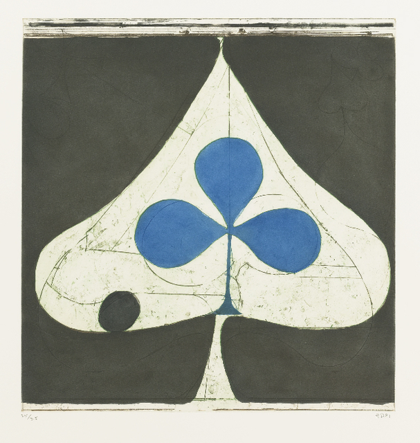 Richard Diebenkorn, 'Blue Club', 1981, G. W. Einstein Company, Inc