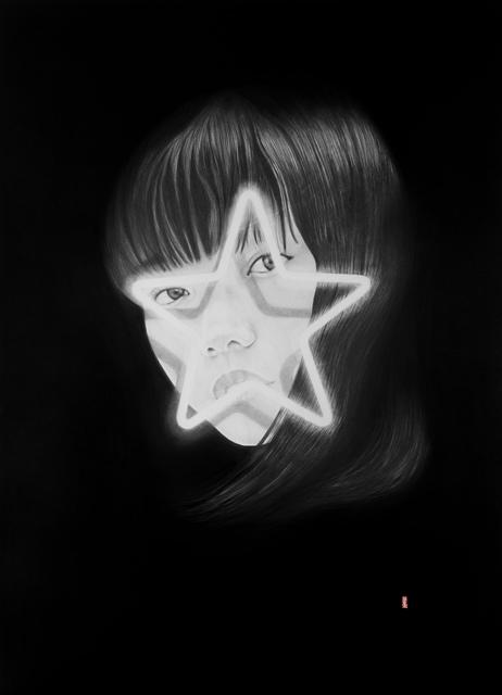 """, '""""White Star"""",' 2019, 3 Punts Galeria"""