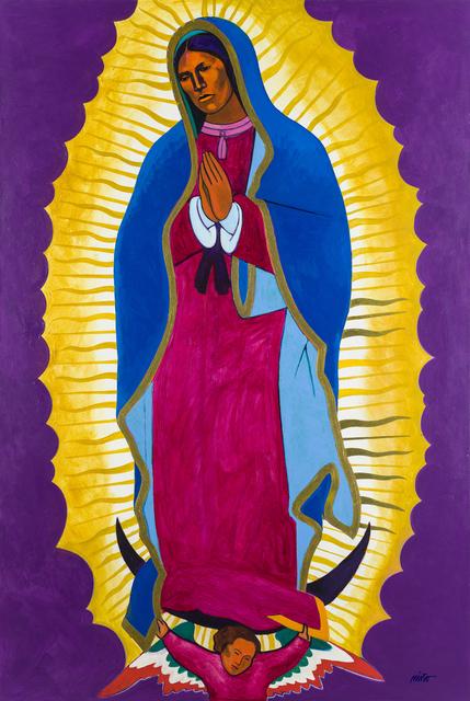 John Nieto, 'Virgin Guadalupe', 2016, Ventana Fine Art