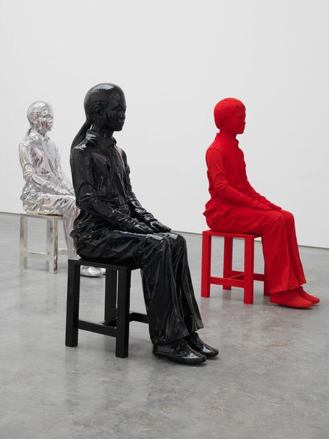 Will Ryman, 'The Classroom', 2015, Kasmin