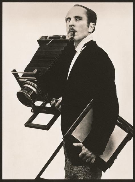 , 'Portrait of Edward Weston,' 1924, Scott Nichols Gallery