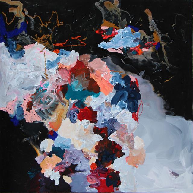 , 'Volcano Crevice,' 2016, Bau-Xi Gallery