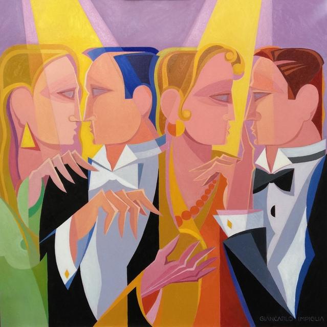 , 'Gossip,' 2017, Counterpoint Contemporary Fine Art