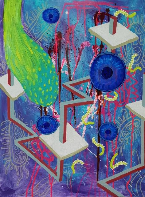 , 'Suspended Instincts 5,' , Di Legno Gallery
