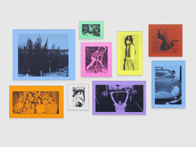, 'Cattle Call II,' 2017, Galerie Eva Presenhuber