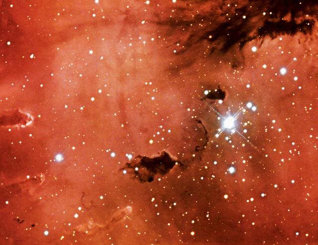 , 'NGC 281, The Pacman Nebula Kitt Peak National ObservatoryTohono O'odham Reservation, Arizona,' 2007, Gagosian
