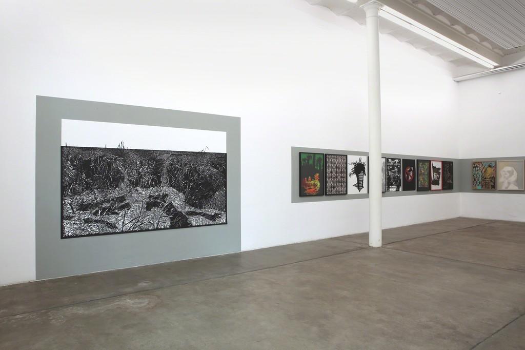 TASKA, Galerie Kleindienst, March 2015