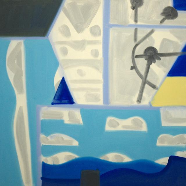 , 'Madrid Night Square #1,' 2004-2014, David Richard Gallery