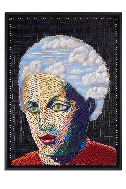, 'Head in the Clouds,' 2016, Adelson Galleries