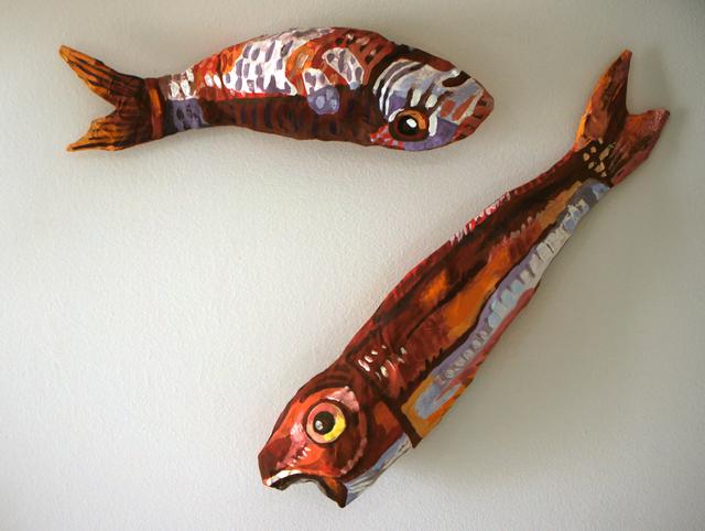 , 'Naples Fish ,' 2018, Quint Gallery
