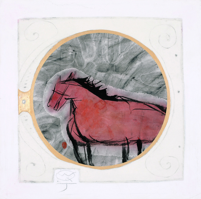 , 'Horse,' 2012, Huafu Art Space