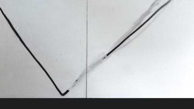 , 'Risco,' 2017, Mercedes Viegas Arte Contemporânea