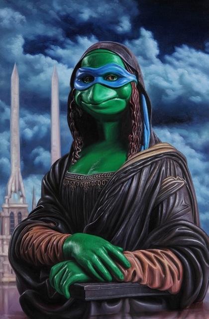 , 'TMNT Leonardo,' 2014, Eternity Gallery