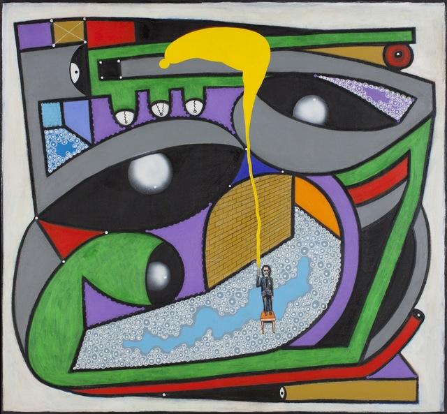 , 'Ward 4,' 2009, Lyle O. Reitzel