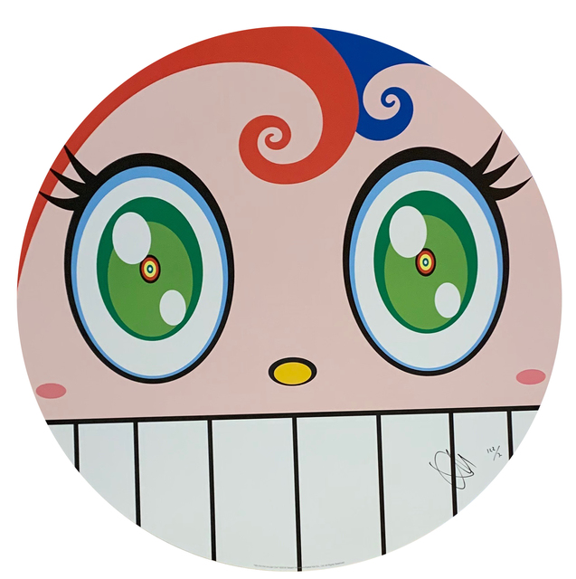 Takashi Murakami, 'We Are the Jocular Clan', 2018, Art Works Paris Seoul Gallery