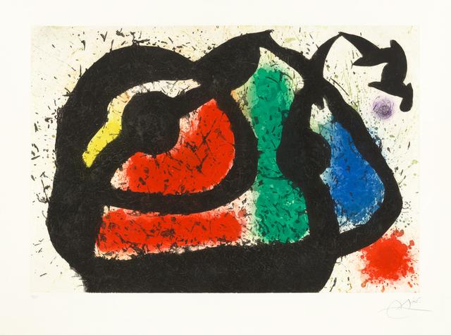 Joan Miró, 'The Cheerful Ogre', 1969, Christopher-Clark Fine Art