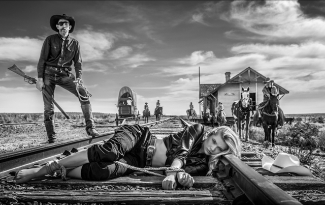 David Yarrow, '3:10 to Yuma', 2020, Photography, Archival Pigment Print, Hilton Asmus