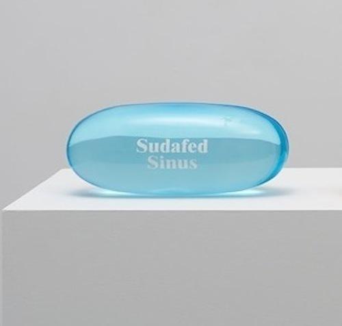 , 'Sudafed PE Sinus,' 2014, Vertu Fine Art